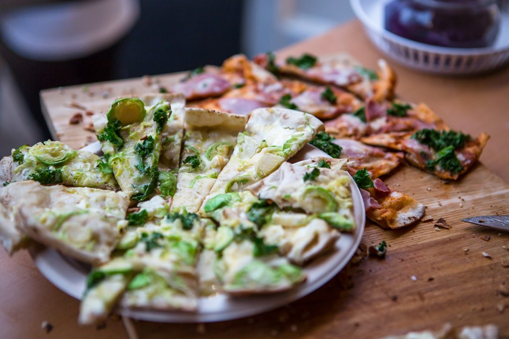 Pizza. Foto: Torbjörn Lagerwall