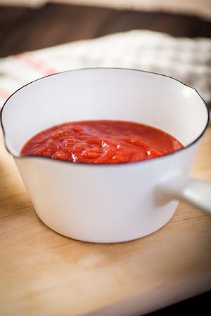 Tomatsås. Foto: Torbjörn Lagerwall