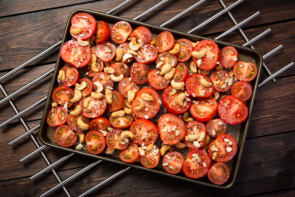Rostad tomatsoppa. Foto: Torbjörn Lagerwall