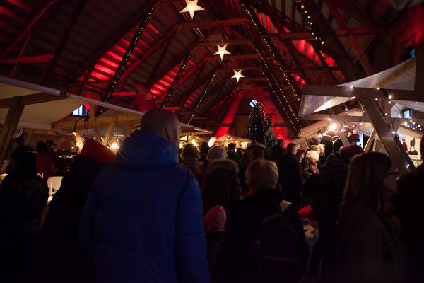 Övedskloster Julmarknad