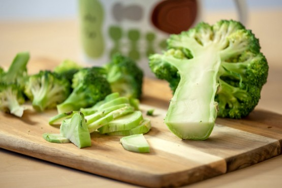 Broccoli. foto: Torbjörn Lagerwall