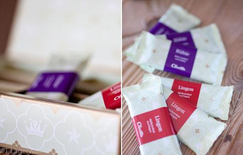 bröllopschoklad