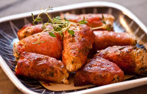 Parmalindad kycklingfilé