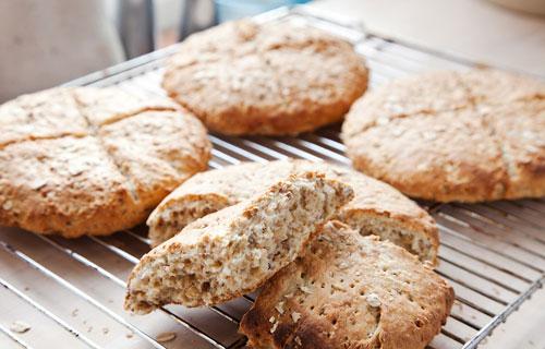 scones. foto: Torbjörn Lagerwall