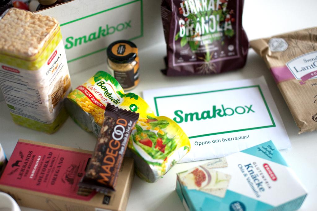 Smakbox_innehåll
