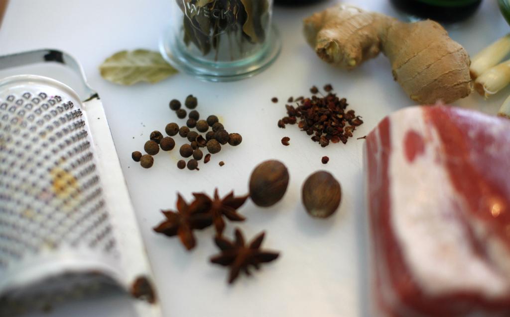 Asiatiska kryddor
