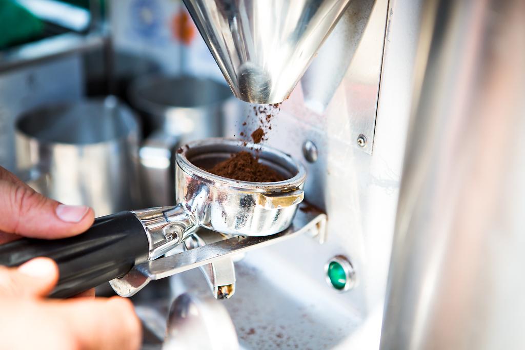 KaffeRista. Foto: Torbjörn Lagerwall