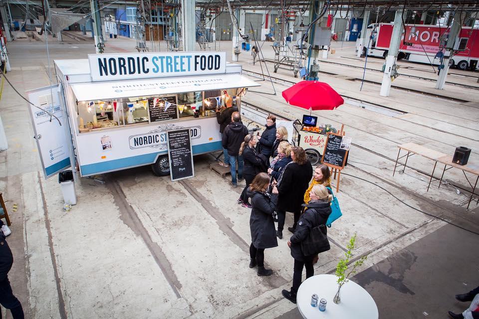 Nordic Street Food. Foto: Torbjörn Lagerwall
