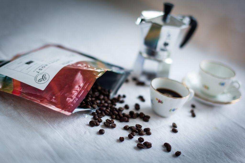 Kaffe. Foto: Torbjörn Lagerwall