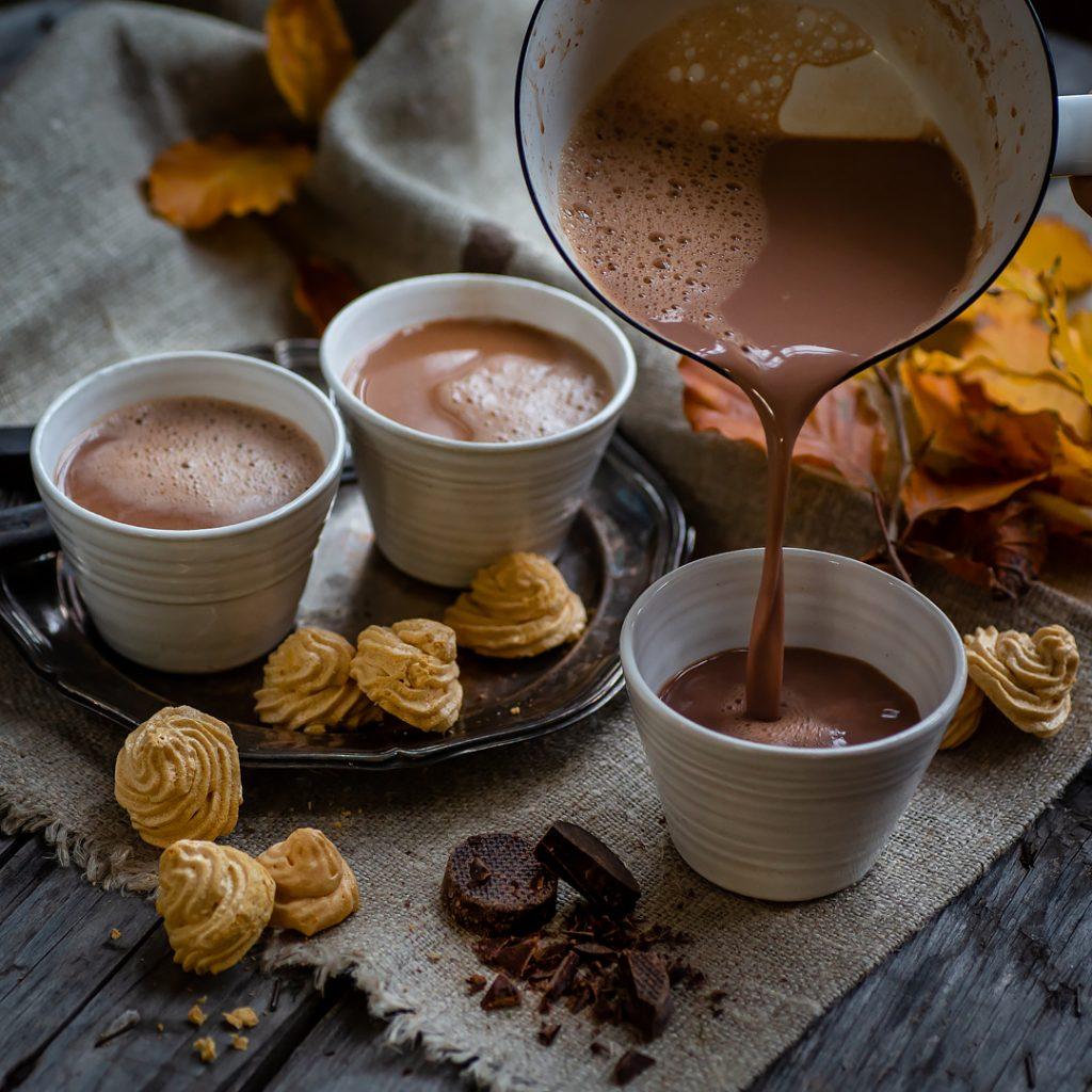 Varm choklad. Foto: Torbjörn Lagerwall