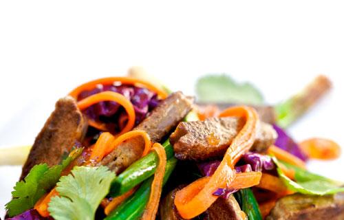 Asiatisk-wok