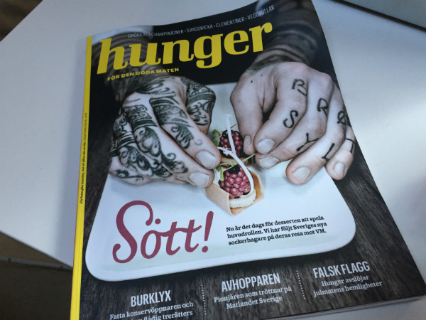 Magasinet Hunger