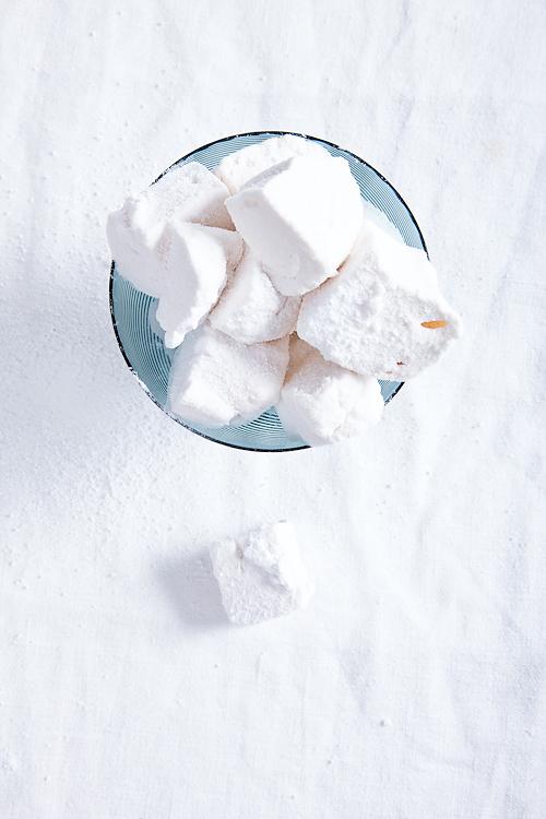 marshmallows. foto: Torbjörn Lagerwall