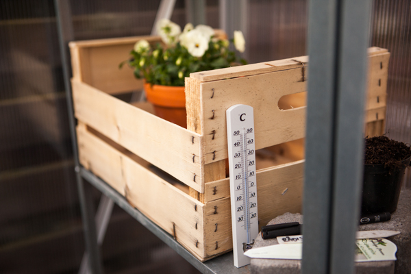 termometer. Foto: Torbjörn Lagerwall
