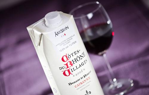 Vin från Åkesson