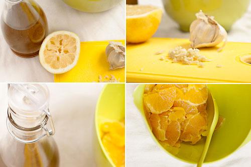 apelsinsallad. foto: Torbjörn Lagerwall