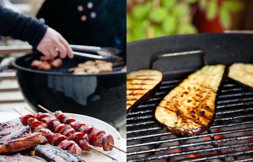 grill. foto: Torbjörn Lagerwall. www.lagerwall.com
