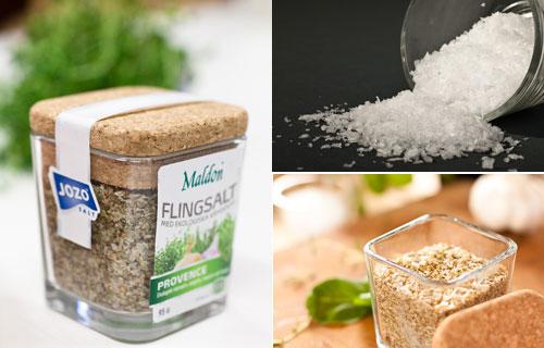 Kryddat salt
